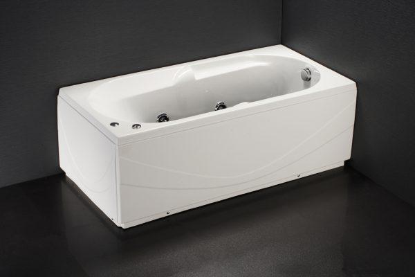 Bồn tắm Massage chân yếm CAESAR MT0270L(R)