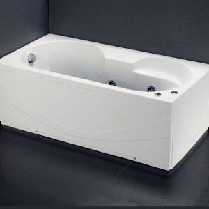 Bồn tắm chân yếm CAESAR AT0350L(R)