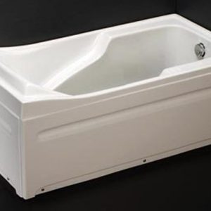 Bồn tắm chân yếm CAESAR AT0460L(R)