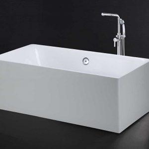 Bồn tắm chân yếm CAESAR AT6250