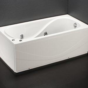 Bồn tắm Massage chân yếm CAESAR MT0150L(R)