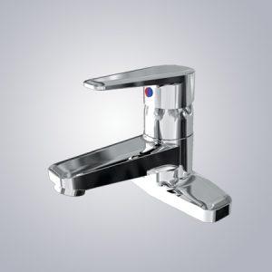 Vòi chậu nóng lạnh INAX LFV-1201S-1
