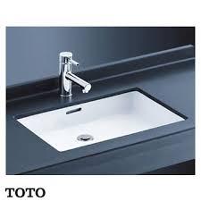 Lavabo đặt âm bàn TOTO LT520T