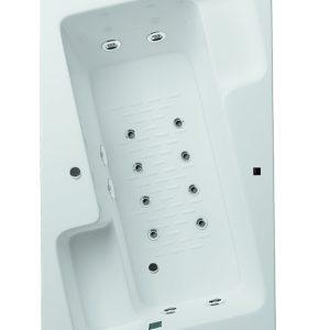 Bồn tắm massage JACUZZI MSBV-1700B