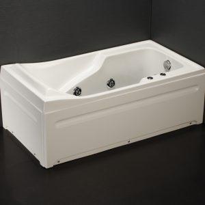 Bồn tắm Massage chân yếm CAESAR MT0440L(R)