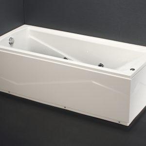 Bồn tắm Massage chân yếm CAESAR MT0640L(R)