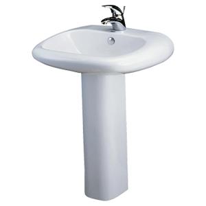 Chân dài lavabo CAESAR P2438